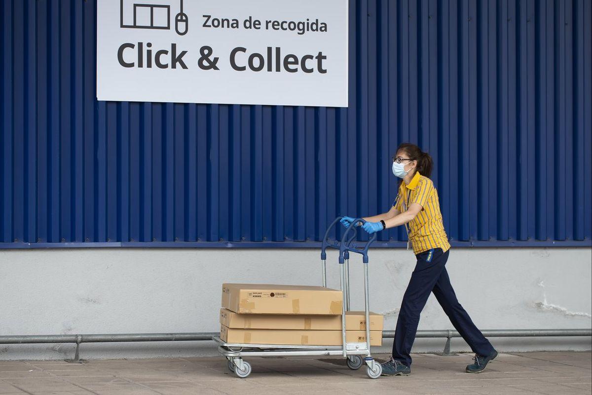 Ikea inaugura hoy su servicio Click&Collect en el centro comercial Gran Vía Alicante