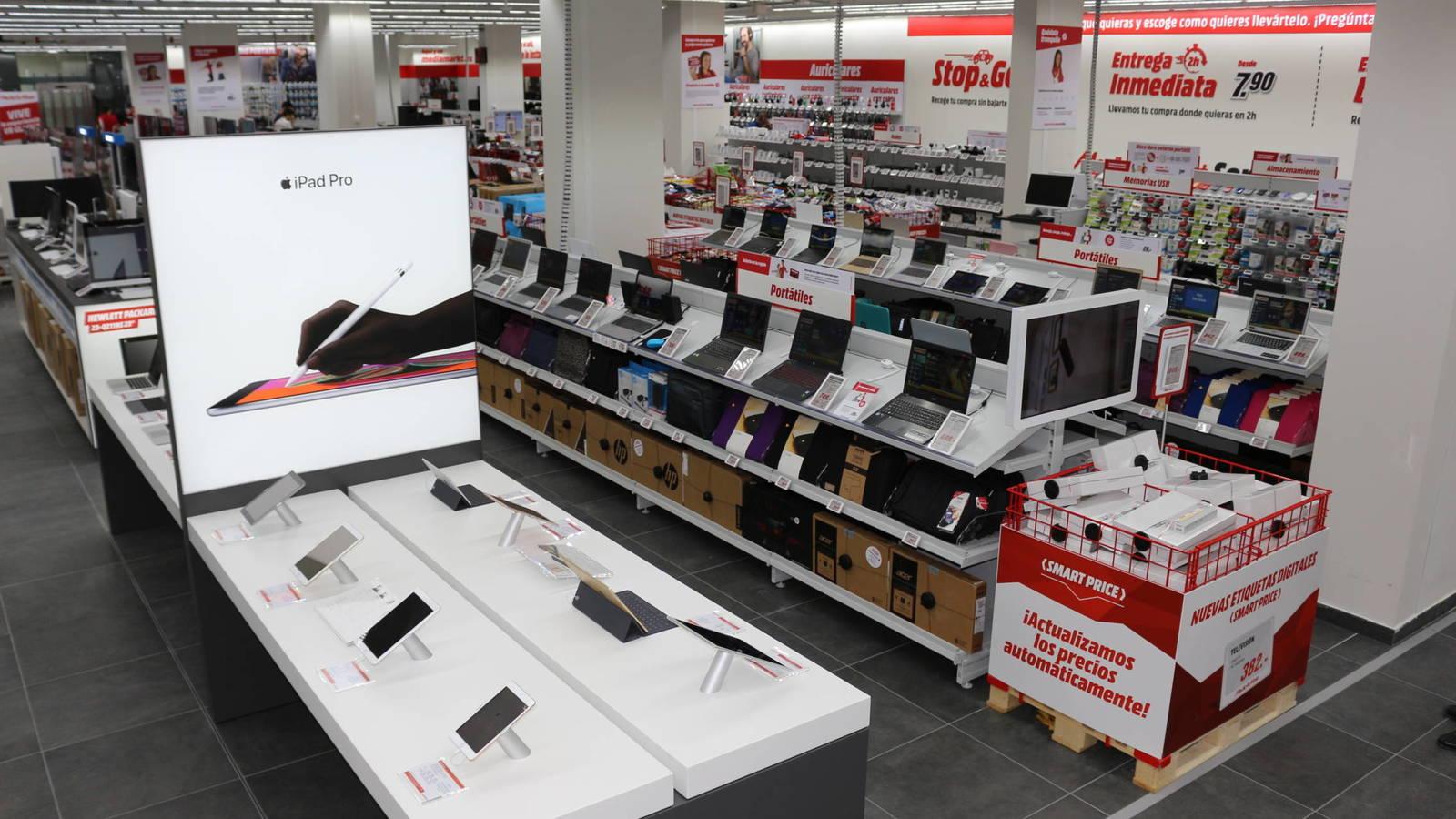 Media Markt inaugura su tienda en Murias Parque Melilla